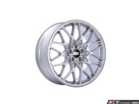 "ES#3514483 - rx303skKT - 19"" Style RXR 303 Wheels - Square Set Of Four - 19x9 5x120 ET32 PSF in Sport Silver with a polished rim protector. - BBS - BMW"