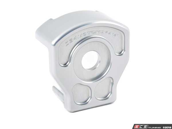 ES#2975976 - 034-509-1020 - Billet Aluminum Dog Bone Mount Insert - T6-6061 Billet Aluminum Engineered to Fill Void In Factory Transmission Mount - 034Motorsport - Audi Volkswagen