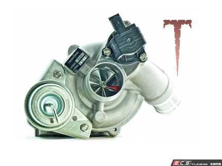 ES#3524676 - F21P - F21P Hybrid Turbocharger - MixedFlow hybrid turbocharger with billet compressor wheel for Peugeot 1.6T - FrankenTurbo - Volkswagen