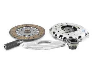 ES#3493262 - k7052602hdoKT1 - Stage 2 Daily Clutch Kit - Designed for the daily-driven, weekend track warrior. Rated for 525ft/lbs - South Bend Clutch - BMW