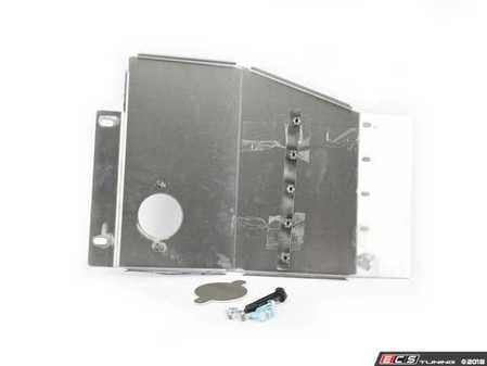 ES#3246065 - SKID-PL8-E30-1 - Stainless steel Skid Plate - Extra protection for your oil pan! - UUC - BMW
