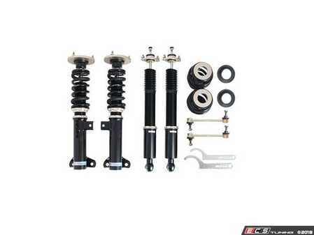 ES#4146478 - I-26-DS-1 - DS Series Coilover Kit - BC Racing took the best features from their BR Series Coilover, engineered components to improve driver experience, and are proud to present the BC Racing DS series with digressive piston damping that dramatically improves suspension feel and feedback. - BC Racing - BMW