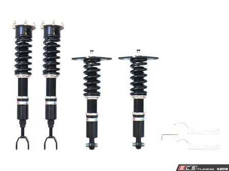 ES#3557912 - S-18-BR-EXT - BR Series Coilover Suspension Kit *Extreme Low Kit* - Featuring 30 levels of adjustment and performance spring rates and valving - BC Racing - Audi