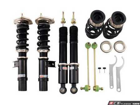 ES#3521676 - H-31-BR - BR Series Coilover Suspension Kit - Featuring 30 levels of adjustment and performance spring rates and valving - BC Racing - Volkswagen