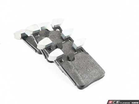 ES#3494346 - 34216887576 - Rear Brake Pad Set - Genuine brake pads direct from BMW - Genuine BMW - BMW