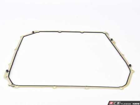ES#3524313 - 0B5321371E - Transmission Oil Pan Gasket - Stop leaks and ensure a proper seal - Elring - Audi Porsche