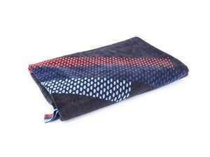 ES#3178856 - 80232446462 - BMW Motorsport Towel - Show your BMW pride at the beach! - Genuine BMW - BMW