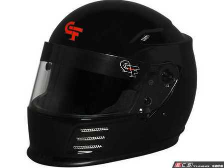 ES#3524998 - REV3410BK - REVO Full-Face Helmet - Black - A Snell approved helmet for uncompromising safety on the track. - G-Force - Audi BMW Volkswagen Mercedes Benz MINI Porsche