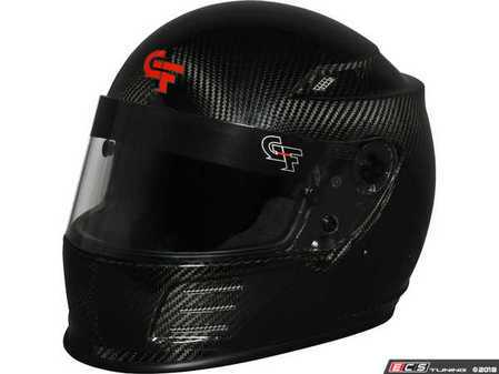 ES#3525067 - REV3410CF - Revo Full-Face - Carbon Fiber - A Snell approved helmet for uncompromising safety on the track. - G-Force - Audi BMW Volkswagen Mercedes Benz MINI Porsche