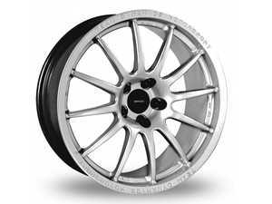 "ES#3525684 - td5.258035b7sKT - 15"" Pro Race 1.2 Silver - Set Of Four - 15""x8.0"" 4x100 Bolt Pattern ET35 56.1CB, Team Dynamics made in the UK - Team Dynamics - MINI"