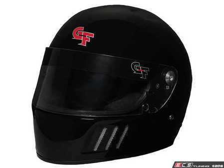 ES#3534193 - GF3123BK - GF3 Full Face Helmet - Black - A full face helmet with an incredible feature set. - G-Force - Audi BMW Volkswagen Mercedes Benz MINI Porsche