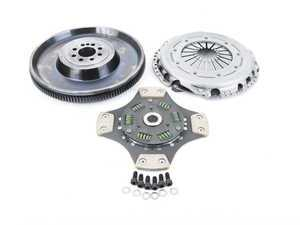 ES#3420477 - 883089000127 - Sachs Performance Clutch Kit - With Single Mass Flywheel - Holds up to 600 lb-ft of torque! - SACHS Performance - Volkswagen