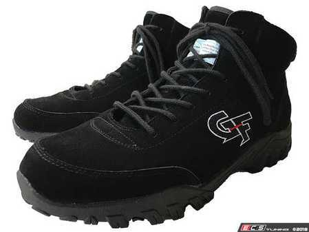 ES#3536402 - GF4254BL -  G-Force SFI Crew Shoe - Proper footwear is a key safety consideration on the race track. - G-Force - Audi BMW Volkswagen Mercedes Benz MINI Porsche
