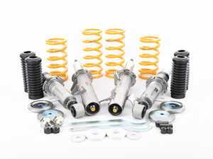 ES#3523561 - BMSMi20 - Performance Road And Track DFV Coilover Kit R55 R56 R57 R58 R59 - Get top of the line performance and comfort from one of the biggest names in suspension systems, Ohlins. Features 30-Level dampening adjustment and DFV technology! - Ohlins - MINI