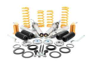 ES#3523559 - BMSMI00 - Performance Road And Track DFV Coilover Kit - Get top of the line performance and comfort from one of the biggest names in suspension systems, Ohlins. Features 30-Level dampening adjustment and DFV technology! - Ohlins - BMW