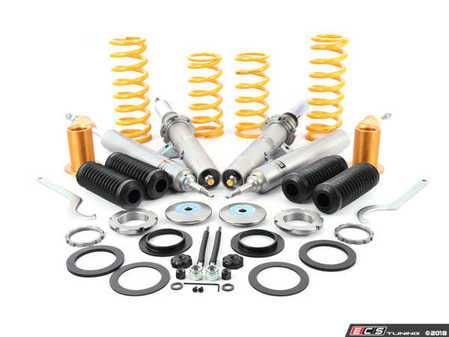 ES#3523559 - BMSMI00 - Performance Road And Track DFV Coilover Kit - (NO LONGER AVAILABLE) - Get top of the line performance and comfort from one of the biggest names in suspension systems, Ohlins. Features 30-Level dampening adjustment and DFV technology! - Ohlins -