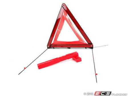 ES#2063860 - 71606770487 - Warning Triangle With Container - Does not include brackets - Genuine BMW - BMW MINI