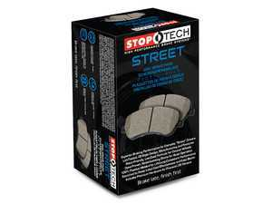 ES#3229710 - 309.14030 - StopTech Street Performance Brake Pads JCW - Front - High performance street pad suitable for autocross and light track days - StopTech - MINI