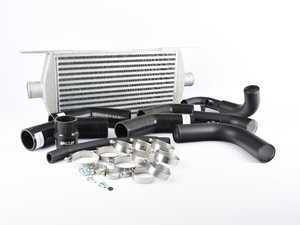 ES#3142475 - CTSB6A4FMIC600BT - Front Mount Intercooler Kit - For Big Turbo - Decrease heatsoak with this front mount intercooler - CTS - Audi