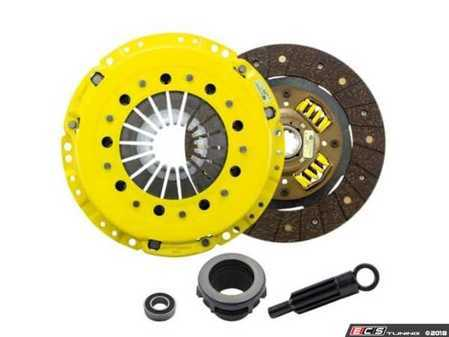 ES#3437989 - BM11-HDSS - Heavy Duty Sprung Street Performance Clutch Kit - Perfect for aggressive street and moderate racing demands. Conservatively rated up to 395 ft/lbs torque capacity. - ACT - BMW