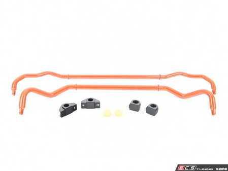 ES#3410501 - 440-503006-N - AFe Control Sway Bar Set - Bolt-on handling upgrade for your M3! - AFE - BMW