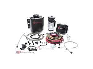 ES#3537462 - SN0-9000-BRD - STAGE 4 BOOST COOLER™ - PLATINUM TUNING WATER-METHANOL INJECTION KIT (STAINLESS STEEL BRAIDED LINE, AN FITTINGS) - SnowPerformance - Volkswagen