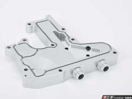 ES#2862948 - CTSHW029 - Breather Adapter - T6061 Billet Aluminum construction - CTS - Volkswagen