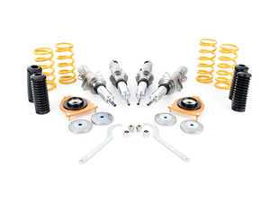 ES#3523560 - BMSMi10 - Performance Road And Track DFV Coilover Kit R50 R52 R53 - Get top of the line performance and comfort from one of the biggest names in suspension systems, Ohlins. Features 30-Level dampening adjustment and DFV technology! - Ohlins - MINI