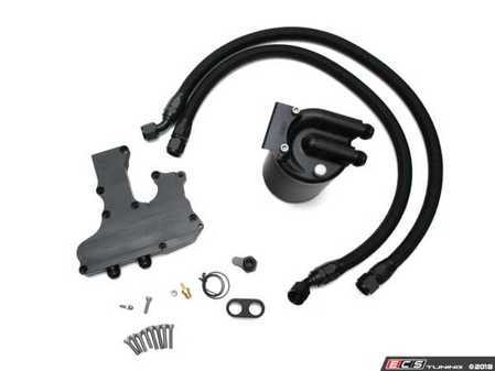 ES#3544026 - 034-101-1010 - 034Motorsport Catch Can Kit - Keep your intake tract clean and carbon free - 034Motorsport - Audi
