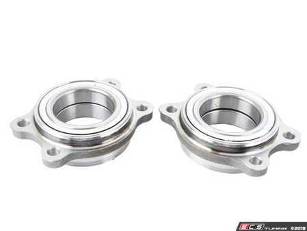 ES#3515006 - 4h0498625aKT6 - Wheel Bearing Kit - Pair - Includes both bearings with axle & securing bolts - GSP North America - Audi