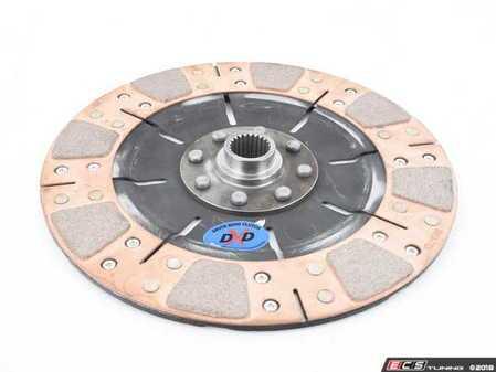 ES#2763287 - SDTSI-OFE - Clutch Disc - 240mm - Drop-in disc for upgraded clutch grip - South Bend Clutch - Volkswagen