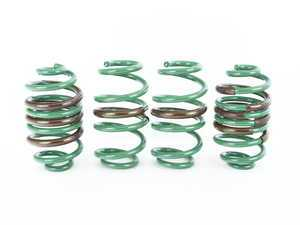 ES#3253493 - SKJ00-AUB00 - S-Tech Sport Springs - Set - Aggressive looks with high performance handling - Tein - Audi
