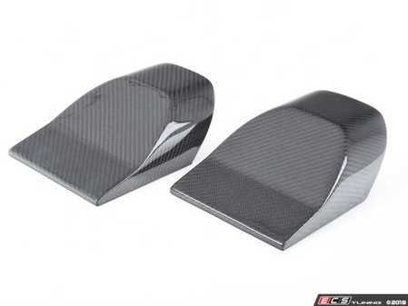 ES#3187731 - BM-0021 - Dry Carbon Intake Air Duct - Add the aesthetic appeal of carbon fiber to your engine bay - AUTOTECKNIC - BMW