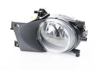 ES#3032155 - 63176900221 - Fog Light Assembly - left - E39 5-Series fog light assembly, round style - Hella - BMW