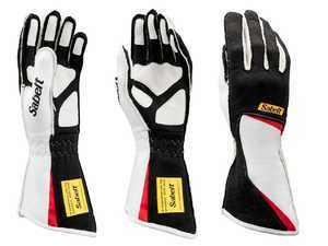 ES#3543537 - SATG7NR - Diamond Racing Glove - Black - Cutting edge style and design combine to make these gloves a top choice among pro drivers. - Sabelt - BMW