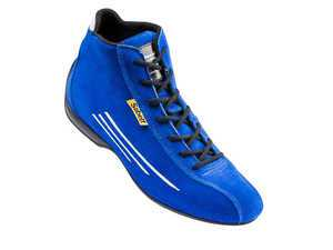ES#3538359 - SATB3BW - Challenge Racing Shoe - Blue - Ultimate comfort in styling in a top quality racing shoe. - Sabelt - BMW
