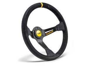 ES#3525589 - RFVO2005X - SW-390 Steering Wheel - Deep concavity and classic good looks. - Sabelt - Audi BMW Volkswagen MINI Porsche