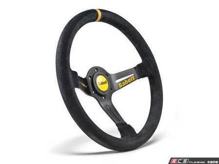 ES#3525591 - RFVO2009X - SW-465 Steering Wheel - Classic motorsport design and feel. - Sabelt - Audi BMW Volkswagen MINI Porsche