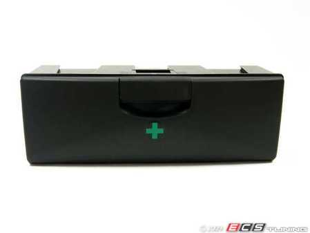 ES#137520 - 52107044958 - Underseat First Aid Box - Does not include first aid kit - Genuine BMW - BMW