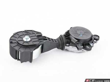 ES#3419849 - 11287598833 - Friction Wheel - Makes contact with the serpentine belt and the water pump pulley. - Hamburg Tech - MINI