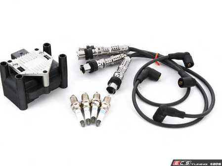 ES#2952366 - 06a905409l1KT - Ignition Service Kit - Everything needed to bring your ignition system up to working order - Assembled By ECS - Volkswagen