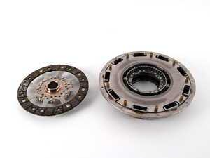 ES#41129 - 21212283089 - Remanufactured Clutch Kit - SMG Transmission - Includes clutch disk, pressure plate, and throw out bearing - Genuine BMW - BMW