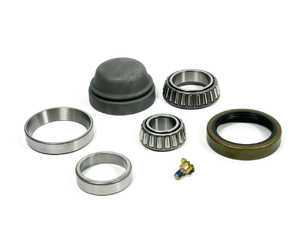 ES#2738748 - 2103300051 - Front Wheel Bearing Kit - Priced Each - Includes everything you need to replace one front wheel bearing - Rein - Mercedes Benz