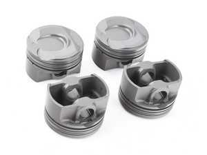 ES#3477981 - P4-MIN56-N14-77. - Forged Piston (Set of 4) - 77.5mm (+0.50mm) P4-MIN56-N14-77.5-CR10.5 - Performance pistons in +0.50mm stock size - Supertech - MINI