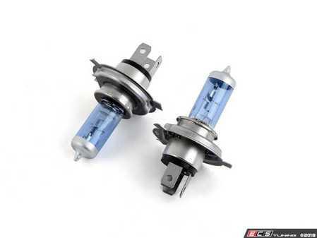 ES#3477277 - 23-10104 - 9003 / H4 Xtreme White Hybrid Halogen Headlight Bulbs - Pair - Whiter and Brighter than stock bulbs (3900K) - PIAA - Audi BMW Volkswagen Mercedes Benz MINI Porsche