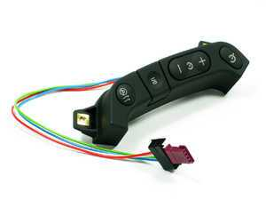 ES#167221 - 61316922855 - Cruise Control And Steering Wheel Heater Controls - located on right side of steering wheel.  - Genuine BMW - BMW