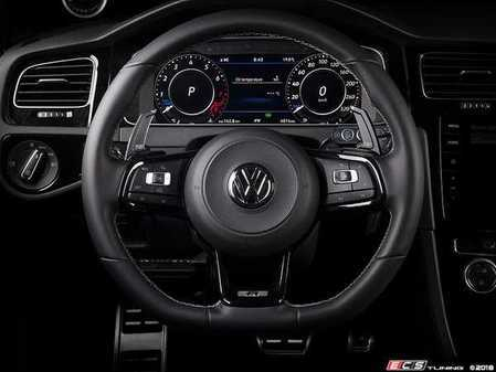 ES#3536623 - PGT002B - Billet Paddle Shifter Extensions - Black - High Performance Billet 6061 T6 Aluminum paddle extensions - LEYO - Volkswagen