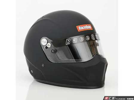 ES#3521569 - RQVESTA15FF2 - VESTA15 Full Face Helmets - Flat Black - An aggressively styled helmet with a large range of features, all at a value price! - Racequip - Audi BMW Volkswagen Mercedes Benz MINI Porsche