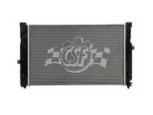 ES#3545334 - 3360 - Radiator - Fix leaks and keep your cooling system efficient - Featuring OEM specified Plastic Tank/Aluminum Core Construction - CSF - Audi Volkswagen