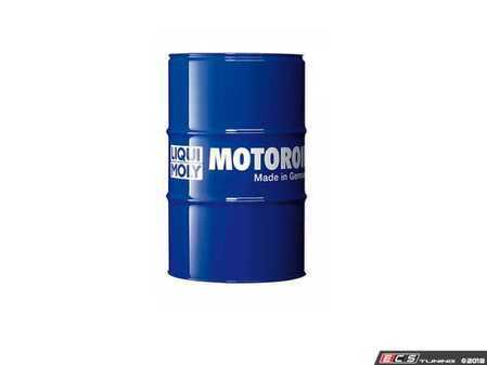 ES#3551234 - 1393 - Synthoil Race Tech GT1 10W-60 - 60L Drum - Specially developed for motor sports. - Liqui-Moly - BMW